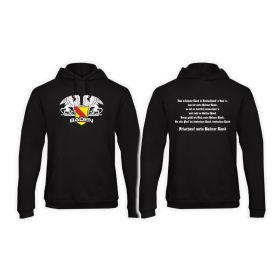 "Kapuzen Sweat-Shirt ""Republik Baden - Badnerlied"""